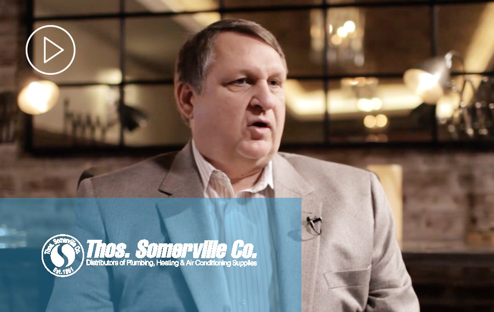 Video Testimonial Thumbnail: Pete Misiewicz From Thos. Somerville Co.